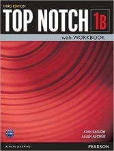 کتاب Top Notch 3rd 1B +DVD