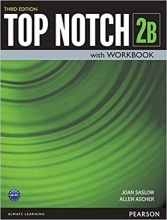 کتاب Top Notch 3rd 2B +DVD