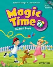 کتاب Magic Time 2 Student Book 2nd Edition