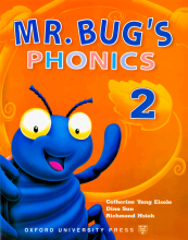 کتاب مستر باگز فونیکز 2 استیودنت بوکز Mr Bugs Phonics 2 Student Books