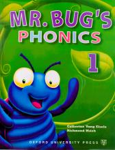 کتاب مستر باگز فونیکز 1 استیودنت بوکز Mr Bugs Phonics 1 Student Books
