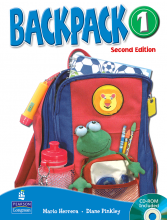 کتاب Backpack 1 SB+WB+CD