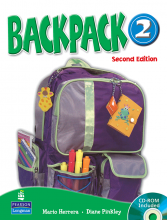 کتاب Backpack 2 SB+WB+CD