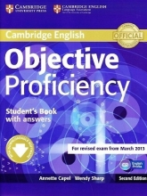 کتاب آبجکتیو پروفیسنسی ویرایش دوم Objective Proficiency (S.B+W.B+CD) 2nd Edition