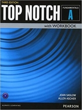 کتاب تاپ ناچ Top Notch 3rd Fundamentals A+DVD