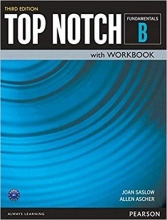 کتاب تاپ ناچ Top Notch 3rd Fundamentals B+DVD
