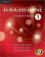 کتاب آموزشی تاچ استون Touchstone 2nd 1 SB+WB+CDتحریر