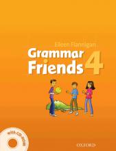 کتاب Grammar Friends 4 Student Book