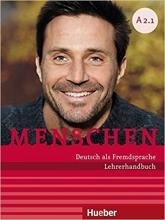 کتاب معلم Menschen: Lehrerhandbuch A2 (Paket Lehrerhandbuch A2.1 & A2.2