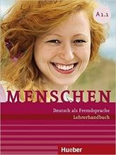 کتاب معلم (Menschen: Lehrerhandbuch A1 (Paket Lehrerhandbuch A1.1 & A1.2