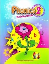 کتاب phonics 2 Activity Book