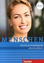 کتاب معلم Menschen: Lehrerhandbuch A2.2