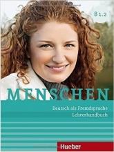 کتاب معلم Menschen: Lehrerhandbuch B1.2