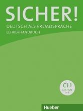 کتاب معلم Sicher! C1/1: Deutsch als Fremdsprache / Lehrerhandbuch