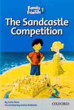 کتاب Family and Friends Readers 1 The Sandcastle Competition