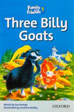کتاب Family and Friends Readers 1 Three Billy Goats
