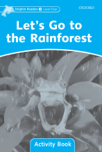 کتاب لتس گو تو رینفورس Lets Go to the Rainfores
