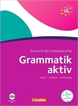 کتاب گرامر آلمانی Grammatik aktiv: Ubungsgrammatik A1/B1