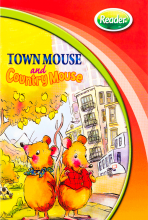کتاب Hip Hip Hooray 1 Readers Book Town Mouse and Country Mouse