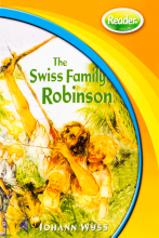 کتاب Hip Hip Hooray 5 Readers Book The Swiss Family Robinson