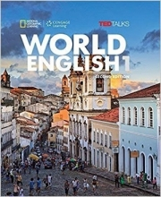 کتاب World English 2nd 1 SB+WB+CD