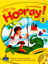 کتاب Hip Hip Hooray 2nd 3 Student Book+wb