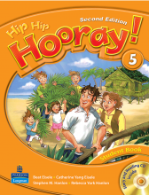 کتاب Hip Hip Hooray 2nd 5 Student book+wb