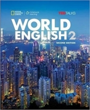 کتاب World English 2nd 2 SB+WB+CD