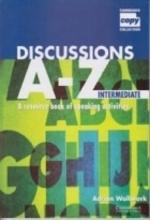 کتاب Discussions A – Z Intermediate