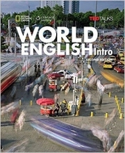 کتاب World English 2nd Intro SB+WB+CD