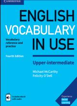کتاب Vocabulary in Use English 4th Upper-Intermediate+CD