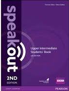 کتاب اسپیک اوت Speakout 2nd Upper-Intermediate SB+WB+2DVD