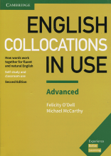 کتاب Collocations in Use English 2nd Advanced