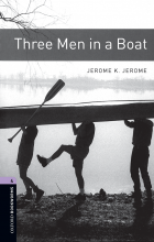 کتاب Bookworms 4 Three Men in a Boat+CD