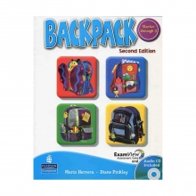 کتاب Assessment Back Pack Starter 1 2 3+CD