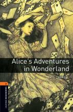 کتاب Bookworms 2 Alices Adventures in Wonderland+CD
