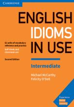 کتاب اینگلیش آیدیمز این یوز اینترمدیت ویرایش دوم English Idioms in Use Intermediate 2nd وزیری
