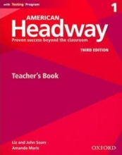 کتاب معلم American Headway 1 (3rd) Teachers book