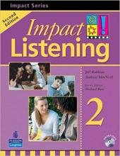 کتاب Impact Listening 2 Student Book with CD