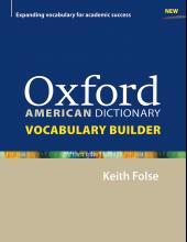 کتاب Oxford American Dictionary Vocabulary Builder