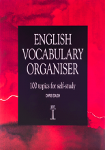 کتاب English Vocabulary Organiser
