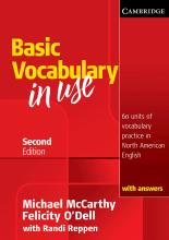 کتاب Vocabulary in Use Basic 2nd
