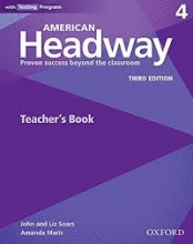 کتاب معلم American Headway 4 (3rd) Teachers book