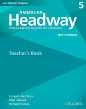 کتاب معلم American Headway 5 (3rd) Teachers book