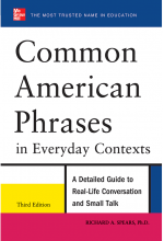 کتاب Common American Phrases in Everyday Contexts 3rd Edition