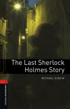 کتاب Bookworms 3 The Last Sherlock Holmes Story+CD
