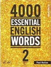 کتاب 4000Essential English Words Book2 2nd Edition