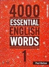 کتاب 4000Essential English Words Book 1 2nd Edition