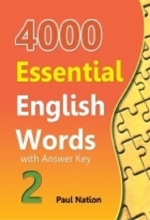 کتاب 4000Essential English Words Book 2 with Answer Key