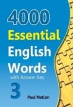 کتاب 4000Essential English Words Book 3 with Answer Key